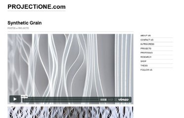 http://www.projectione.com/synthetic-grain/