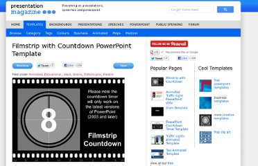 http://www.presentationmagazine.com/filmstrip-with-countdown-276.htm