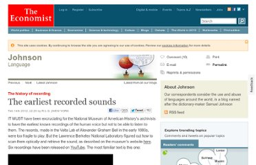 http://www.economist.com/blogs/johnson/2012/02/history-recording