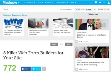 http://mashable.com/2012/02/16/web-form-builders/