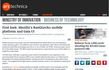 http://arstechnica.com/business/news/2012/02/first-look-mozillas-boot2gecko-mobile-platform-and-gaia-ui.ars