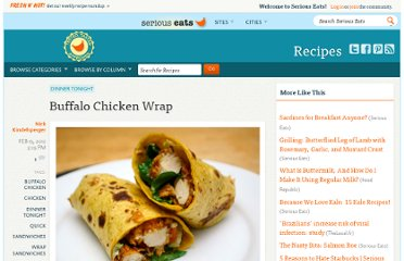 http://www.seriouseats.com/recipes/2012/02/buffalo-chicken-wrap-sandwich-recipe.html