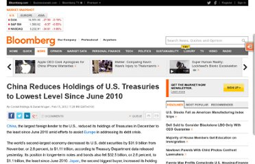 http://www.bloomberg.com/news/2012-02-15/china-trims-holdings-of-treasuries-to-lowest-level-since-2010.html
