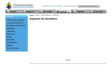 http://www.einstruction.fr/support_downloads/didacticiel.php