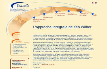 http://www.etincelle-theatre-forum.com/index.php?option=com_content&view=article&id=132%3Aapproche-integrale-ken-wilber&catid=36%3Ale-developpement-relationnel&lang=fr
