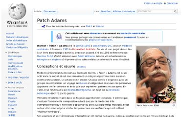 http://fr.wikipedia.org/wiki/Patch_Adams