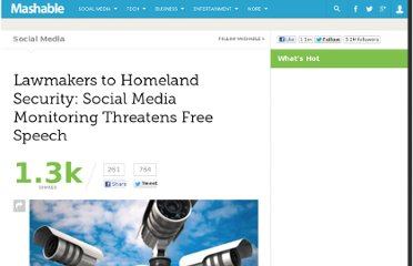 http://mashable.com/2012/02/16/social-media-homeland-security/