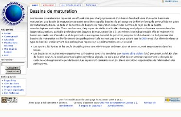 http://www.lagunage.eu/index.php?title=Bassins_de_maturation