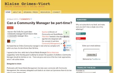 http://blaisegv.com/community-manager-careers/can-community-manager-ever-be-part-time-or-community-management-delegated-intern/