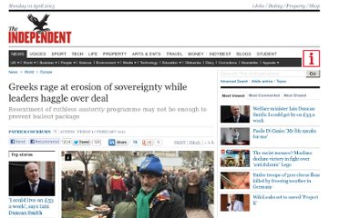 http://www.independent.co.uk/news/world/europe/greeks-rage-at-erosion-of-sovereignty-while-leaders-haggle-over-deal-6989029.html