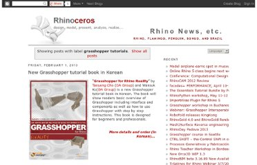 http://blog.rhino3d.com/search/label/grasshopper%20tutorials