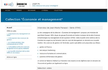 http://www.cndp.fr/collections/collection-economie-et-management/accueil.html