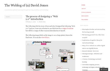 http://davidtjones.wordpress.com/2012/02/17/the-process-of-designing-a-web-2-0-introduction/