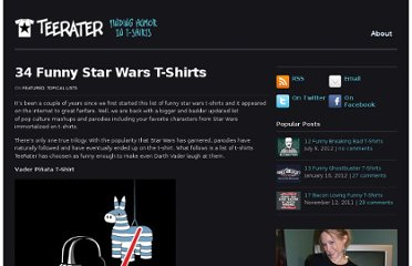 http://www.t-shirtrater.com/22-funny-star-wars-t-shirts-that-even-darth-vader-would-laugh-at/