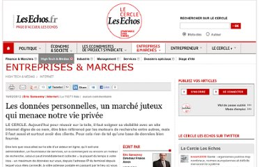 http://lecercle.lesechos.fr/entreprises-marches/high-tech-medias/internet/221143501/donnees-personnelles-marche-juteux-menace-vi