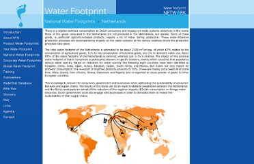 http://www.waterfootprint.org/?page=files/Netherlands