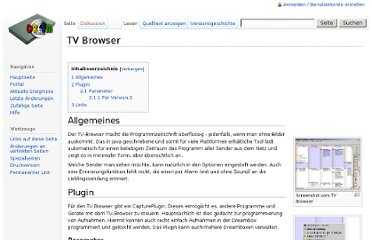 http://dream.reichholf.net/wiki/TV_Browser