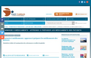 http://cursus.edu/institutions-formations-ressources/formation/10682/armoire-medicaments-apprenez-preparer-les-medicaments/