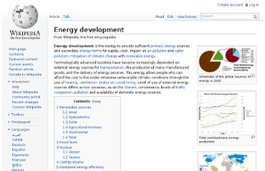 http://en.wikipedia.org/wiki/Energy_development