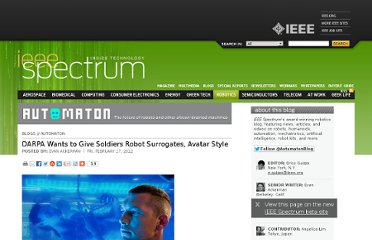 http://spectrum.ieee.org/automaton/robotics/military-robots/darpa-wants-to-give-soldiers-robot-surrogates-avatar-style