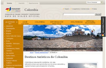 http://www.colombia.travel/es/turista-internacional/destino