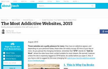 http://netforbeginners.about.com/od/weirdwebculture/tp/The-Most-Addictive-Websites-of-2012.htm