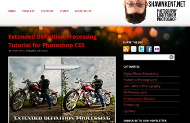 http://shawnkent.net/extended-definition-processing-tutorial-for-photoshop-cs5/