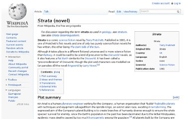 http://en.wikipedia.org/wiki/Strata_(novel)