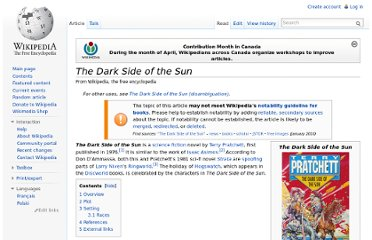 http://en.wikipedia.org/wiki/The_Dark_Side_of_the_Sun