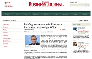 http://www.wbj.pl/article-58076-polish-government-asks-european-parliament-not-to-sign-acta.html