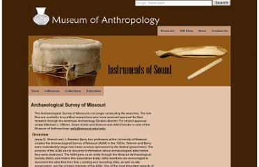 http://anthromuseum.missouri.edu/asm.shtml