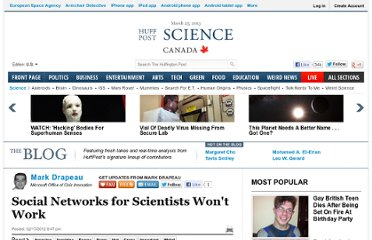 http://www.huffingtonpost.com/mark-drapeau/social-networks-for-scientists_b_1282692.html