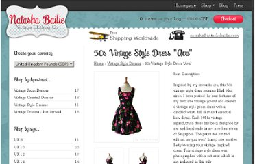 http://www.natashabailie.com/products/50s-vintage-style-dress-ava