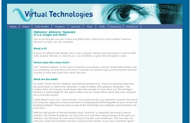 http://www.virtual-techno.com/vtl/pages/malware.php