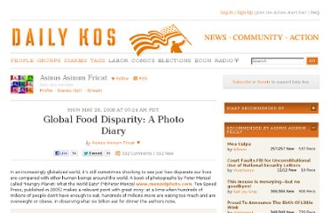 http://www.dailykos.com/story/2008/05/26/522670/-Global-Food-Disparity-A-Photo-Diary