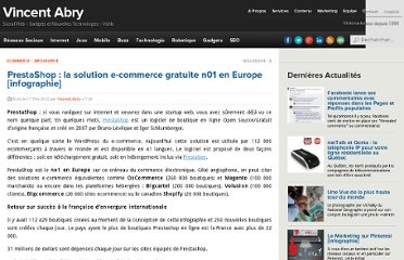 http://www.vincentabry.com/prestashop-la-solution-e-commerce-gratuite-n01-en-europe-infographie-15549
