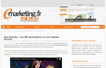 http://blog.e-marketing.fr/axe-anarchy-une-bd-participative-via-les-reseaux-sociaux/