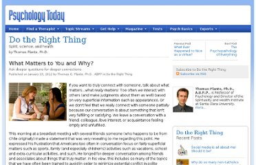 http://www.psychologytoday.com/blog/do-the-right-thing/201201/what-matters-you-and-why