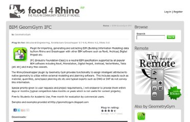http://www.food4rhino.com/project/ssiifc