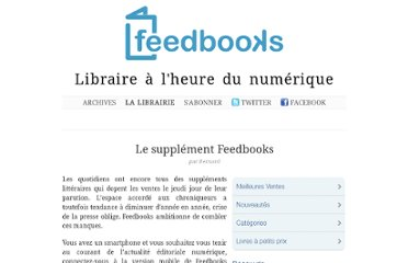 http://blog.feedbooks.com/fr/index.php/2012/02/15/le-supplement-feedbooks/
