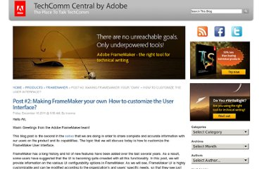 http://blogs.adobe.com/techcomm/2011/12/post-2-making-framemaker-your-own-how-to-customize-the-user-interface.html