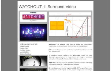 http://www.progettivideo.it/watchout.html