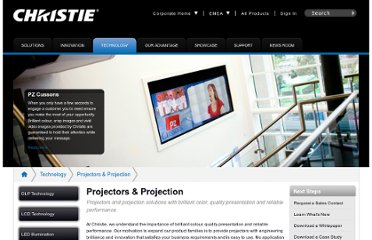 http://www.christiedigital.co.uk/emea/display-technology/christie-projectors/pages/default.aspx