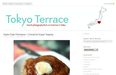 http://www.tokyoterrace.com/2011/09/apple-cider-pancakes-cinnamon-sugar-topping/