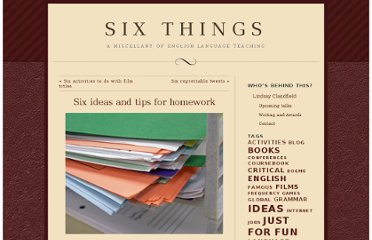 http://sixthings.net/2010/03/22/six-ideas-and-tips-for-homework/