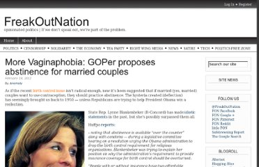 http://freakoutnation.com/2012/02/18/more-vaginaphobia-goper-proposes-abstinence-for-married-couples/