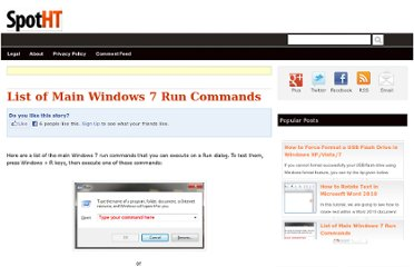 http://www.spotht.com/2010/05/list-of-main-windows-7-run-commands.html