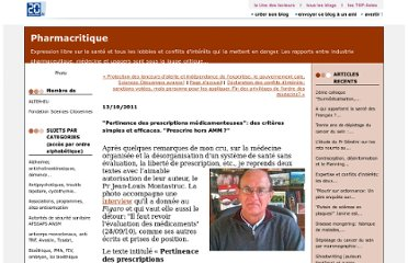 http://pharmacritique.20minutes-blogs.fr/archive/2011/10/13/pertinence-des-prescriptions-medicamenteuses-des-criteres-s.html#more