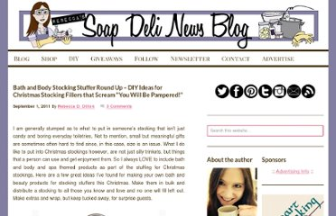 http://www.soapdelinews.com/2011/09/bath-and-body-stocking-stuffer-round-up.html