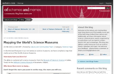 http://blogs.nature.com/ofschemesandmemes/2011/02/21/mapping-the-worlds-science-museums